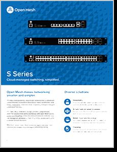 S Series Switches Datasheet