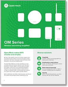 OM Series Datasheet